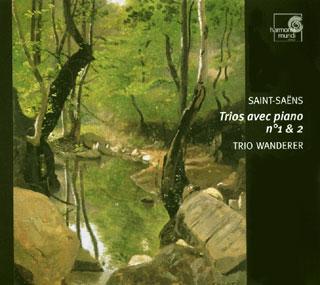 Camille Saint-Saëns | Trios avec piano n°1 – n°2