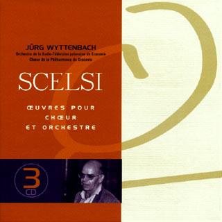 Giacinto Scelsi | œuvres avec chœur