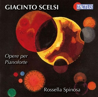 Rossella Spinosa joue deux pièces de Giacinto Scelsi écrites en 1953