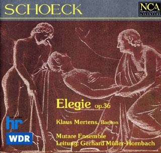 Othmar Schoeck | Elegie Op.36