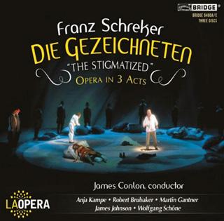 James Conlon joue Die Gezeichneten (1918), opéra de Franz Schreker
