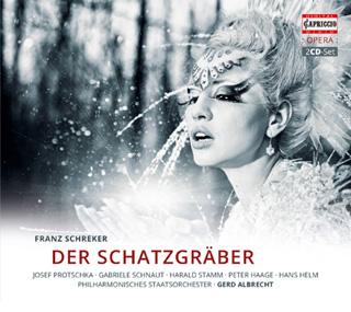 Franz Schreker | Der Schatzgräber