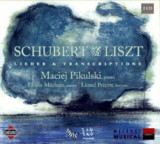 Franz Schubert | Lieder – transcriptions