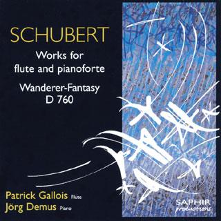 Franz Schubert | pièces avec flûte et piano – Wandererfantasie D760