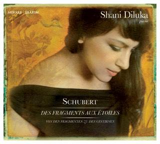 Schubert par Shani Diluka, un CD Mirare