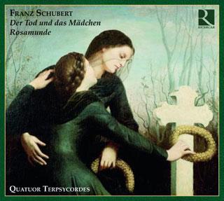 Franz Schubert | quatuors D804 – D810