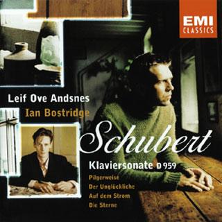 Franz Schubert | Sonate pour piano D959 – Lieder