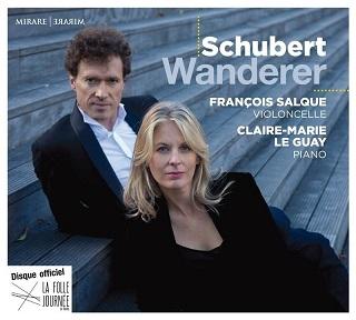 Claire-Marie Le Guay et François Salque transcrivent des pièces de Schubert