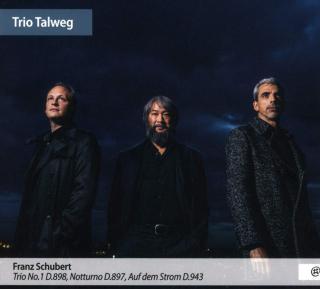 Belle gravure schubertienne du Trio Talweg, sous label NoMadMusic