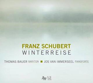 Winterreise, par le baryton Thomas Bauer et le pianofortiste Jos van Immerseel