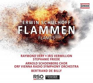 """""""Flammen"""" de Schulhoff, tragicomédie musicale d'après Max Brod (1932)"""