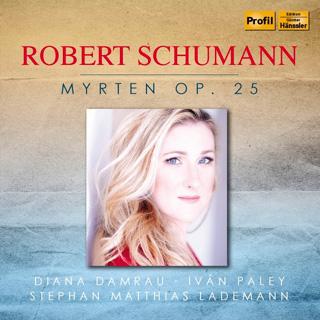 Diana Damrau et Iván Paley interprètent Myrthen de Robert Schumann