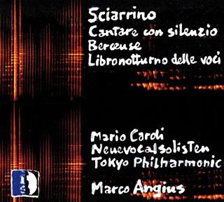 Salvatore Sciarrino | œuvres variées