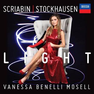 La pianiste Vanessa Benelli Mosell joue Scriabine et Stockhausen