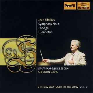 Jean Sibelius | Symphonie n°2 – En saga Op.9 – Luonnatar Op.70