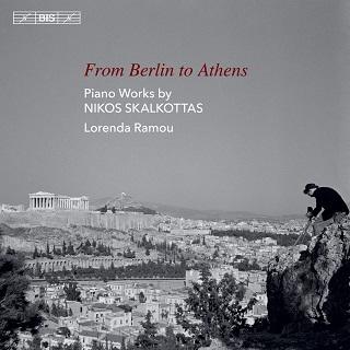 La pianiste Lorenda Ramou nous invite à la découverte de Nikos Skalkottas