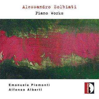 Alessandro Solbiati | pièces pour piano