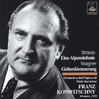 Strauss – Wagner | Ein Alpensinfonie – etc.