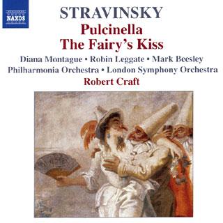 Igor Stravinsky | Pulcinella – Le baiser de la fée