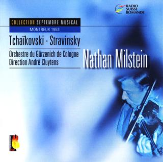 Stravinsky – Tchaïkovski | œuvres pour orchestre