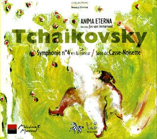 Piotr Tchaïkovski | Symphonie n°4 – Suite de Casse-Noisette