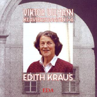 Viktor Ullmann | Sonate pour piano n°1 – n°2 – n°3 – n°4