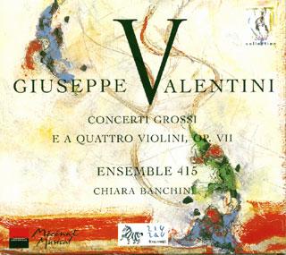 Guiseppe Valentini | concerti grossi