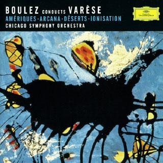 Edgar Varèse | œuvres pour orchestre