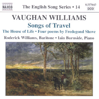 Ralph Vaughan Williams | mélodies