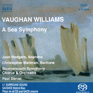 Ralph Vaughan Williams | Symphonie n°1 « A sea symphony »