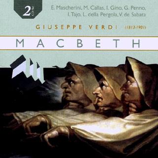 Callas dans Macbeth, en 1952 : une réédition CD chez Membran