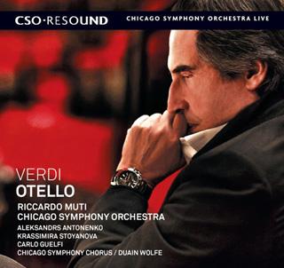 À la tête du Chicago Symphony Orchestra, Riccardo Muti joue Otello (1887)