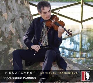 Le violoniste Francesco Parrino joue Henri Vieuxtemps (1820-1881)