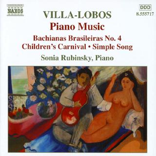 Heitor Villa-Lobos | œuvres pour piano (vol.4)