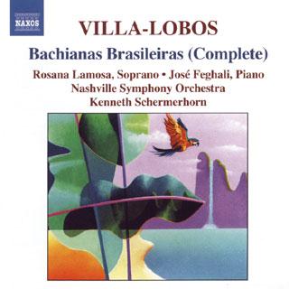 Heitor Villa-Lobos | Bachianas brasileiras