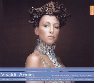 Antonio Vivaldi | Armida al campo d'Egitto