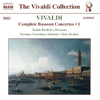 Antonio Vivaldi | concerti pour basson (vol.1)