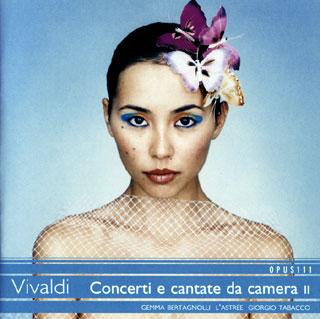 Antonio Vivaldi | concerti – cantates de chambre (vol. II)