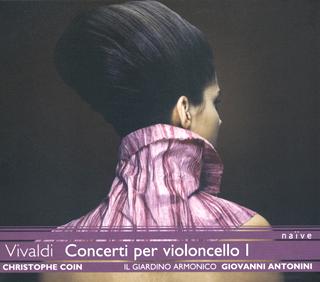 Antonio Vivaldi | concerti pour violoncelle (vol.1)