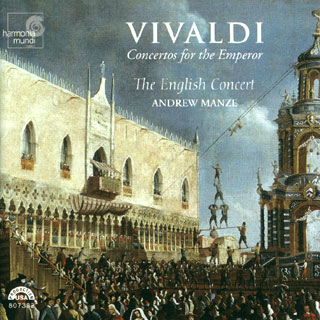 Antonio Vivaldi | concerti pour l'Empereur Charles VI