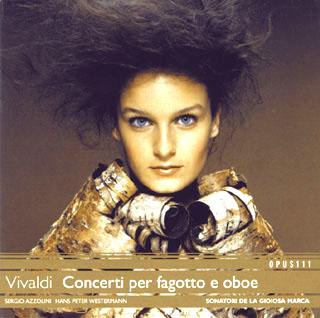 Antonio Vivaldi | concerti pour basson et hautbois