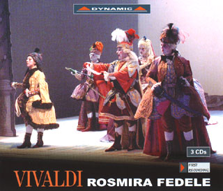 AntonioVivaldi | Rosmira fedele