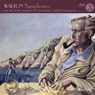 Symphonies n°1 et n°2 de William Walton par le BBC Scottish Symphony