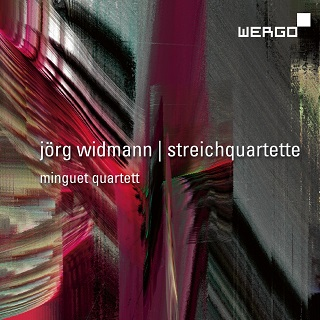 Le Quatuor Minguet joue un meta-quatuor (1997-2005) de Jörg Widmann