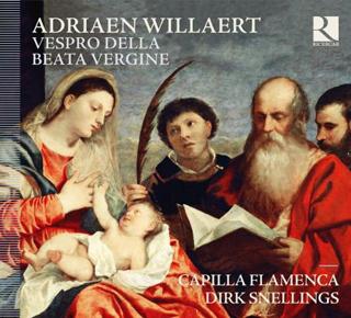 Adriaen Willaert | Vespro della Beata Vergine