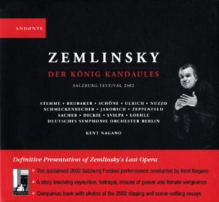 Alexander von Zemlinsky | Der König Kandaules