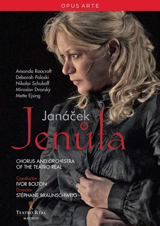 Jenůfa, opéra de Leoš Janáček, filmé au Teatro Real Madrid, fin 2009