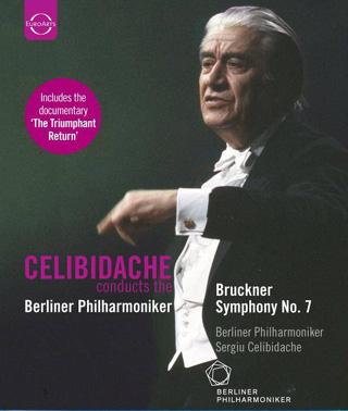 Sergiu Celibidache joue Bruckner | Symphonie n°7