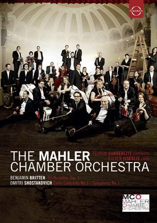 À la tête du Mahler Chamber Orchestra, Currentzis joue Chostakovitch