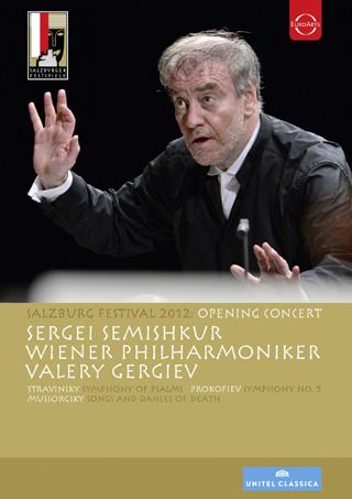 Valery Gergiev joue Moussorgski, Prokofiev et Stravinsky